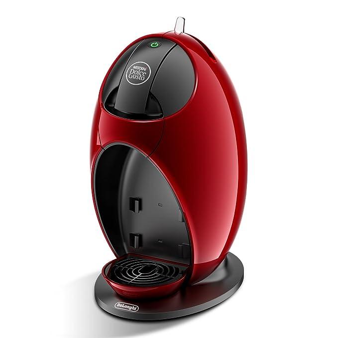 R - Cafetera de cápsulas, 15 bares de presión, color rojo + 3 packs de café Dolce Gusto Espresso Intenso: Amazon.es: Hogar