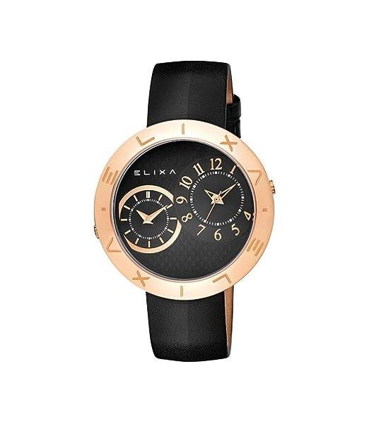 Orologio Donna Elixa E123-L507 (41 mm): Elixa: Amazon.es ...