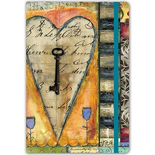 Lang Key To My Heart Classic Journal (7029159) ()