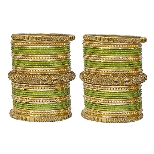 MUCH-MORE Marvelous 18 Pieces of Multicolor Bangles for sale  Delivered anywhere in USA