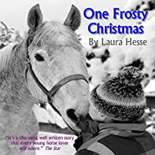 One Frosty Christmas: The Holiday Series, Book 1 Audiobook by Laura Hesse Narrated by Leslie Howard