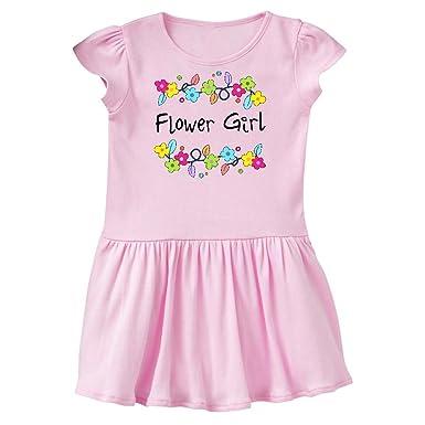 Amazon inktastic flower girl bright flowers toddler dress inktastic flower girl bright flowers toddler dress 2t ballerina pink 30aba mightylinksfo