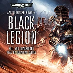 Black Legion: Warhammer 40,000 Audiobook