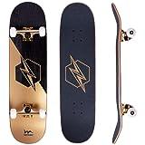 "M Merkapa 31"" Pro Complete Skateboard 7 Layer"