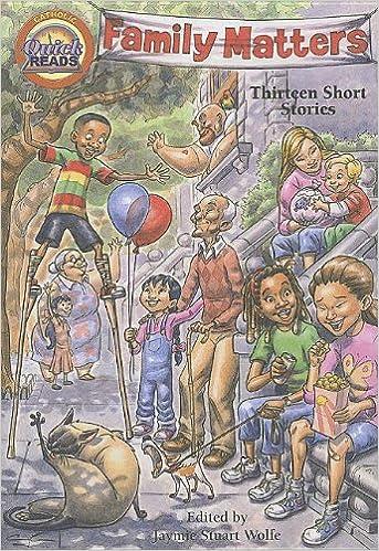 Book Family Matters: Thirteen Short Stories (Catholic Quick Reads)