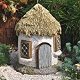 Miniature Fairy Garden Fairy House Hut