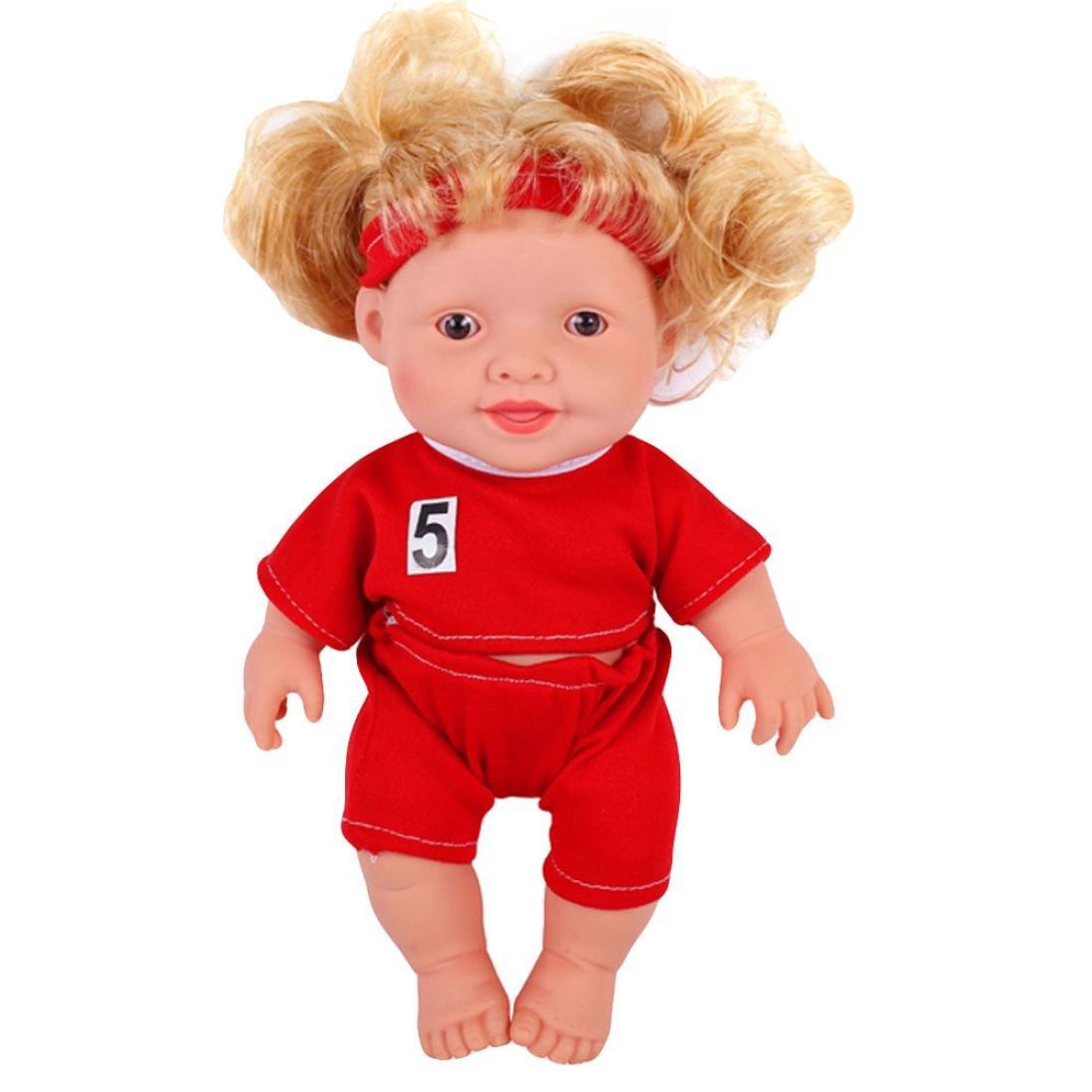 'The World-Plüschspielzeug von Mamum, Russland (Fifa World Cup, beweglich, Puppe, Spielzeug, Geschenk, Spielzeug Einheitsgröße a