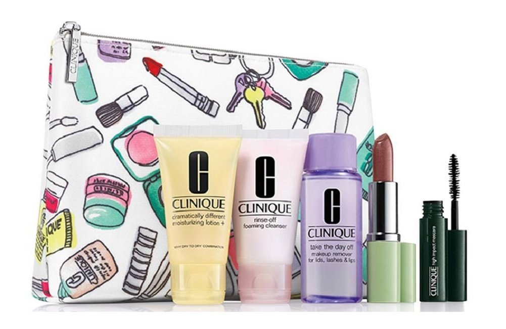 CLINIQUE 6 pcs Gift Set SPRING 2016