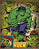 Children's Mini Poster featuring Marvel Comics' Incredible Hulk 40x50cm