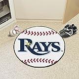 Tampa Bay Devil Rays MLB Baseball Round Floor Mat (29)
