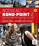 img - for Nouveau Rond-Point: Livre de l'eleve + CD 2 (B1) book / textbook / text book