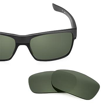 Revant - Lentes de Repuesto para Oakley TwoFace, Fits Oakley TwoFace, Gris, Verde, (Grey Green - Polarized): Amazon.es: Deportes y aire libre
