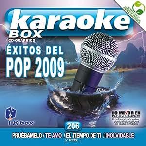 KBO-206 Pop En Espa¤ol Vol 10(Karaoke)