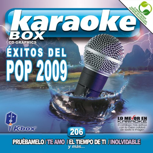 - KBO-206 Pop En Espa¤ol Vol 10(Karaoke)