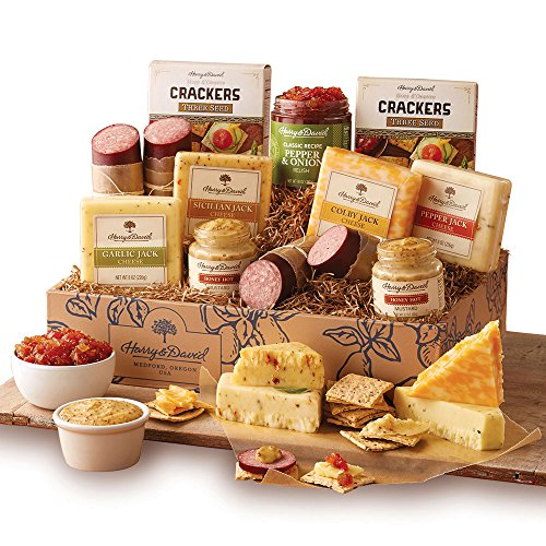 Harry & David Supreme Meat and Cheese Gift Box