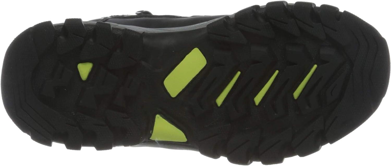 Lico Maine Citron Noir Chaussure de Course 31 EU