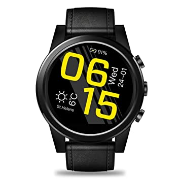 Bestmemories Thor 4 PRO 4G Smartwatch 1.6 inch Crystal Display Smart Watches GPS/GLONASS Quad Core 16GB 600mAh Hybrid Smart Bracelets Smart Watch for ...