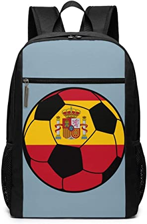 Mochila Unisex de fútbol de España, Multiusos, para el Hombro ...