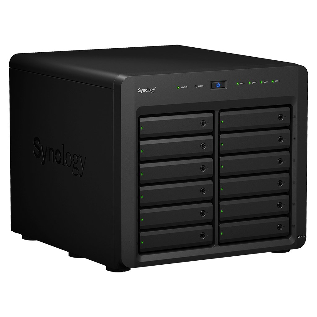 Synology 12 bay NAS DiskStation DS2415+ (Diskless) by Synology (Image #6)
