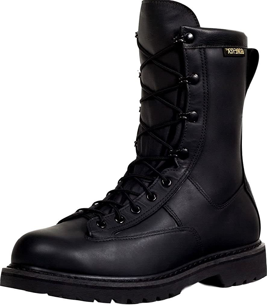 a1290a68839 Rocky Men's 9'' Duty Leather Work Boots