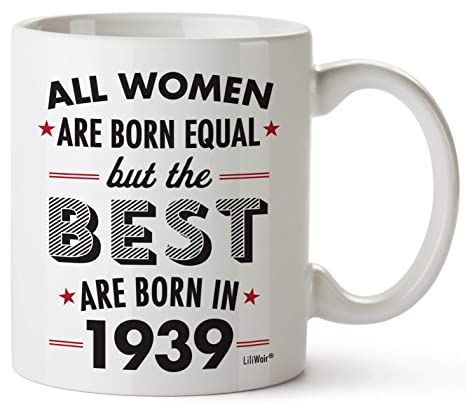 Amazoncom 80th Birthday Gifts For Women Eighty Years Old