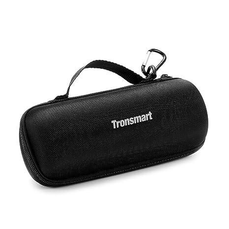 Tronsmart Cubierta Protectora de EVA Para Tronsmart T6 Altavoz Portátil: Amazon.es: Electrónica