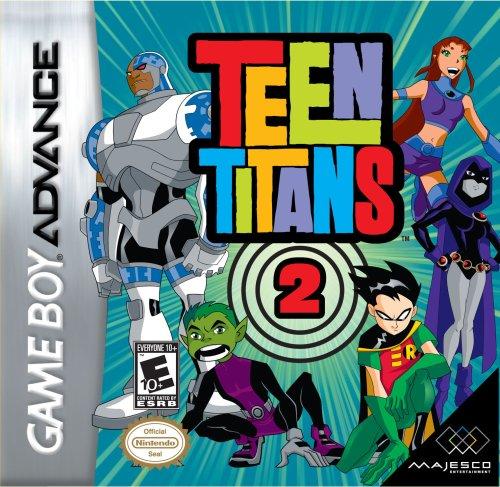 Amazon.com: Teen Titans 2: Artist Not Provided: Video Games