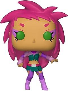 Amazoncom Funko Rock Candy Teen Titans GoStarfire Collectible