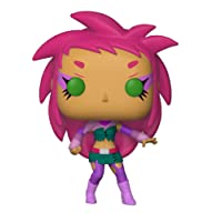 FunKo POP Vinile Tnbts Teen Titans Go the Night Begins To Shine Starfire, Multicolore, 9 cm, 28680