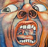 King Crimson, in the Court of the Crimson King, Kor, Lp, 1983, A+(nm)