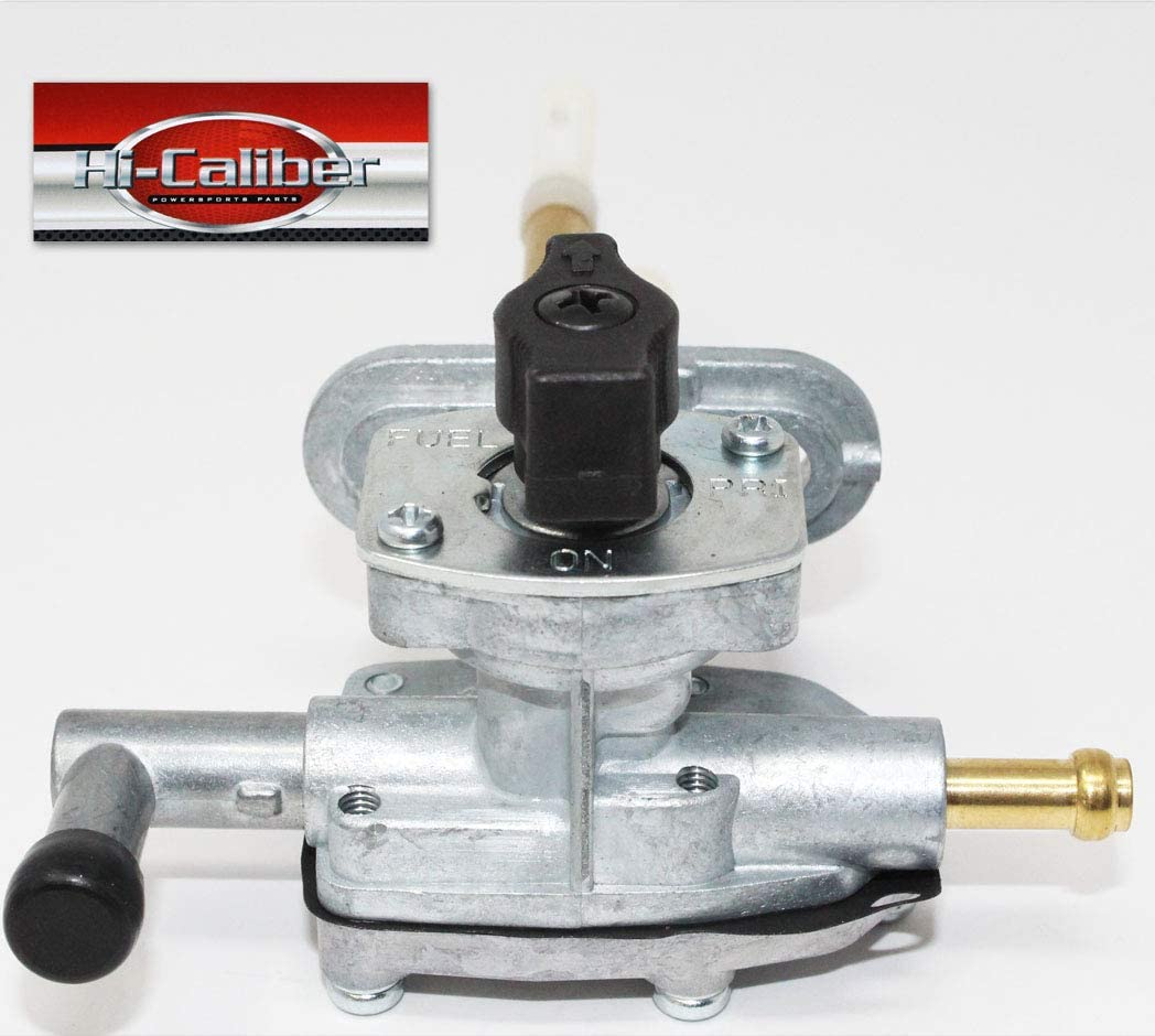 DIRECT REPLACEMENT Fuel Petcock for the 2003-2006 Suzuki LTF 250 Ozark Gas Tank Tap Valve