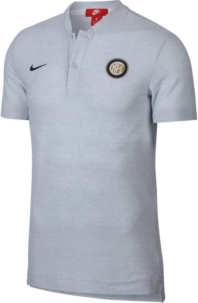 Nike Inter, Polo para Hombre, Hombre, 919536-045, Pure Platinum ...