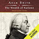 The Wealth of Nations Hörbuch von Adam Smith Gesprochen von: Gildart Jackson
