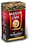 MAISON DU CAFE Ma Tradition Café en Grains 1kg - Lot de 3