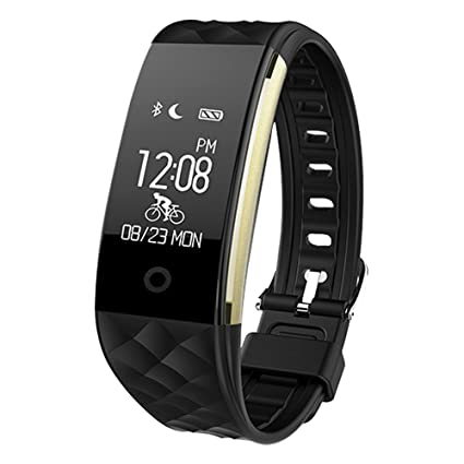 Bluetooth Smart Watch IP67 Waterproof Smart Bracelet Heart Rate Monitor Sports Wristband Fitness Tracker Multi-