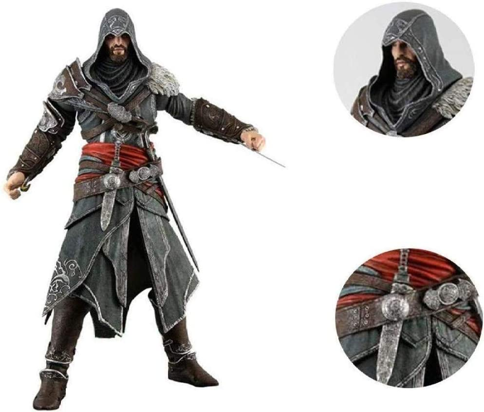 Wxxiaowu Assassin S Creed Brotherhood 3rd Generation Ezio Movable