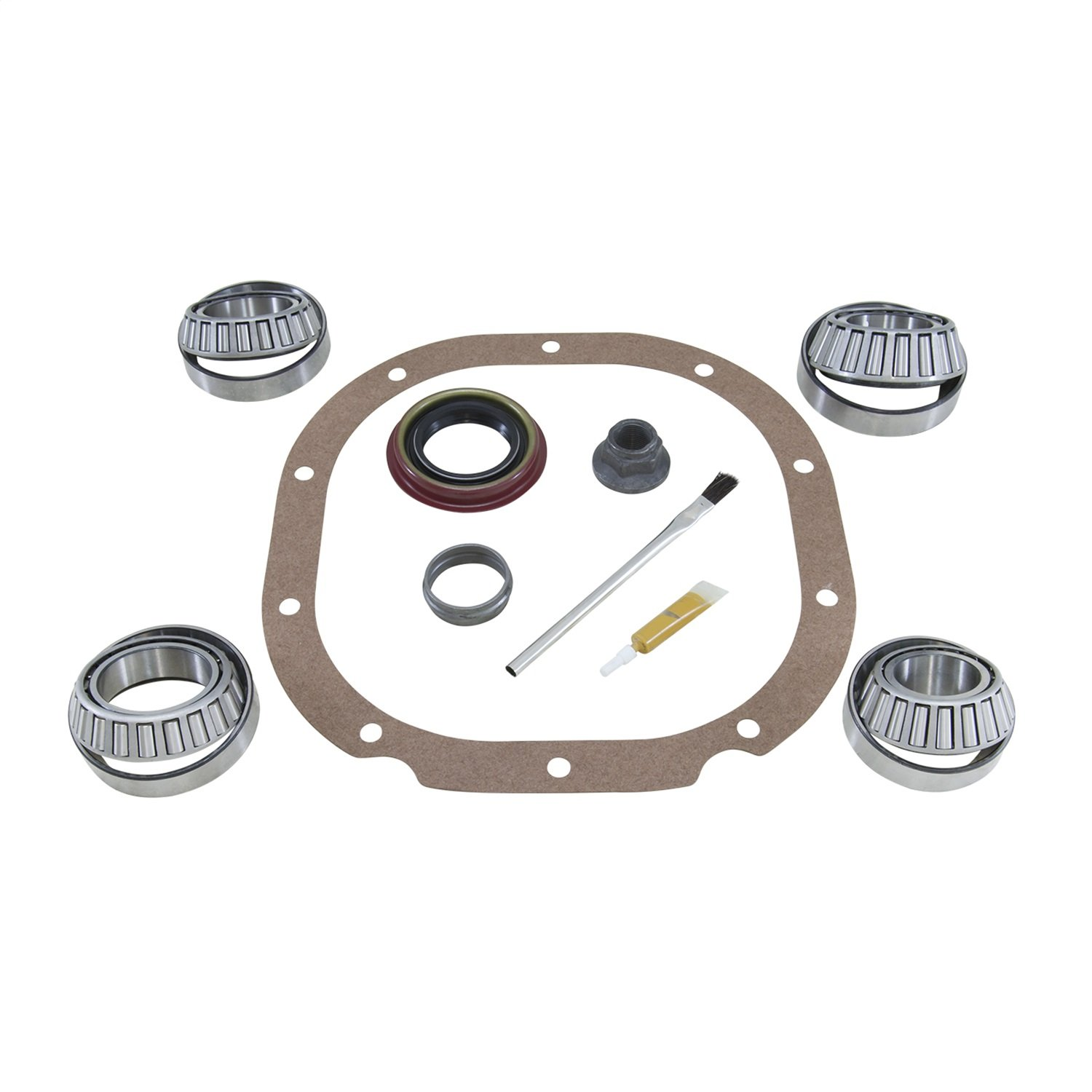 ZBKF8.8 USA Standard Gear Bearing Kit for Ford 8.8 Differential