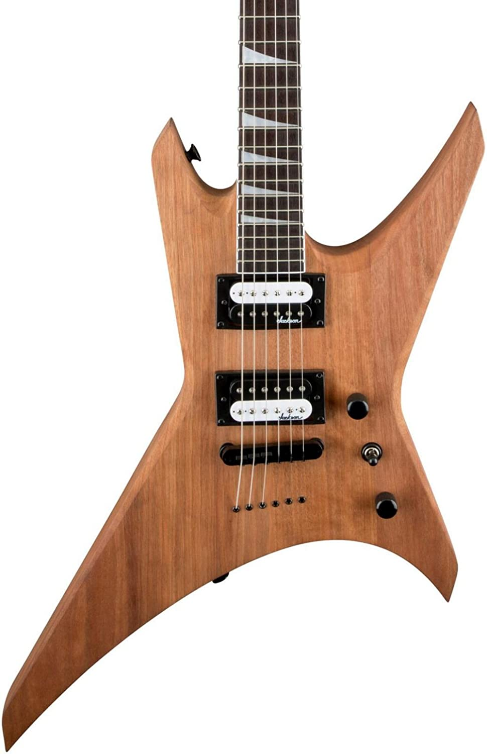 Jackson JS32T Warrior Natural Oil Guitarra Electrica: Amazon.es: Instrumentos musicales