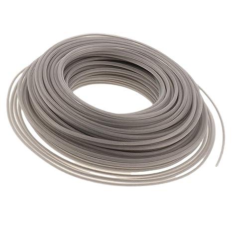 Trimmer Steel Wire For Universal Grass Cutter Cord Line String Grass Strimmer