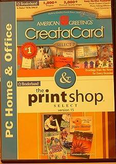 Amazon createacard american greetings create a card 7 make xp american greetings creatacard the print shop m4hsunfo