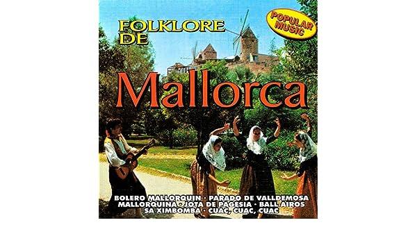 Folklore De Mallorca de Agrupación Folklórica de Baleares en ...