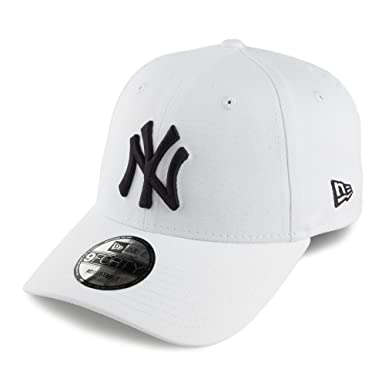 66109a0a851a Casquette 9FORTY League Basic New York Yankees blanc NEW ERA - Ajustable