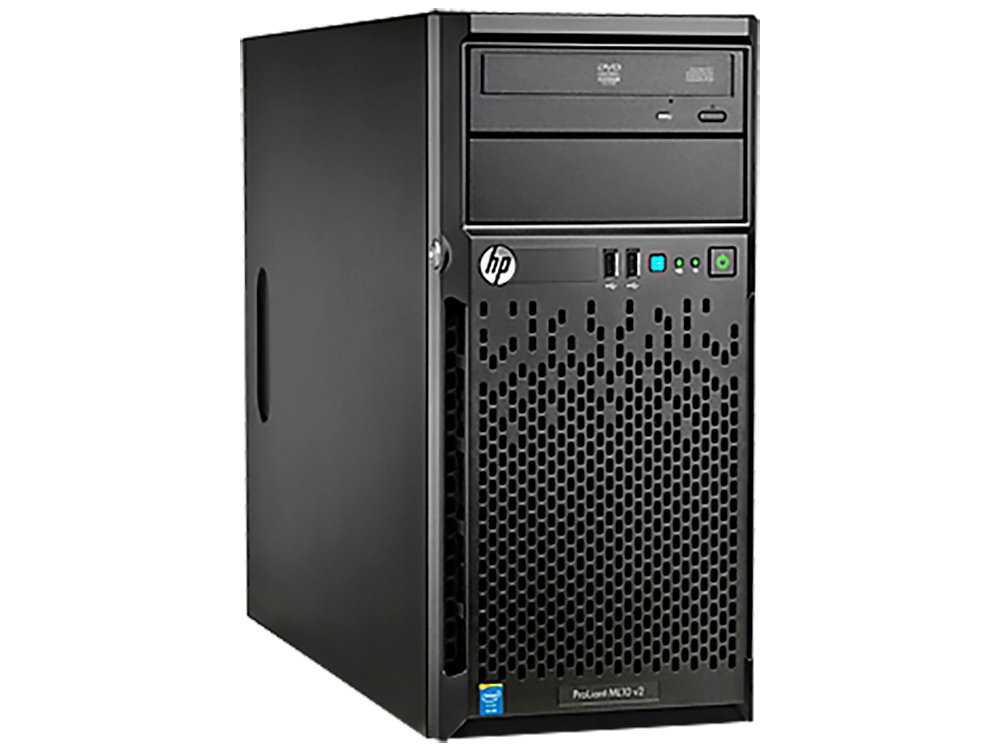 HP ProLiant ML10 v2 Server 4LFF Superior SATA