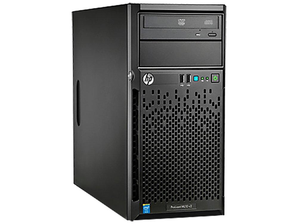 HP ProLiant ML10 v2 Server 4LFF Superior SATA by Aventis Systems Inc