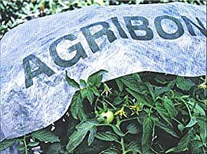 Agribon AG-19 Floating Row Crop Cover / Frost Blanket / Garden Fabric Plant Cover by USA-Commerce