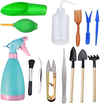 Care Gardening Tools Kit Succulent Plant digging tool plant transplant tool