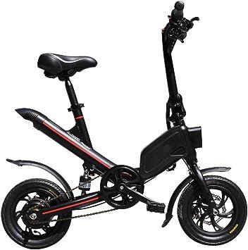 Daxiong Bicicleta eléctrica de 12 Pulgadas Nueva Mini Moto ...