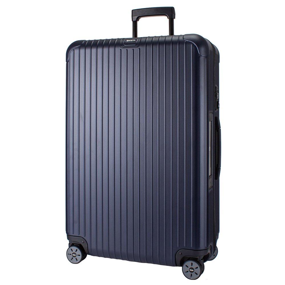 【E-Tag】 電子タグ RIMOWA [ リモワ ] 811.77.39.5 SALSA サルサ MultiWheel マルチホイール Matte blue マットブルー スーツケース 97L [並行輸入品] B01FZ5SIRQ