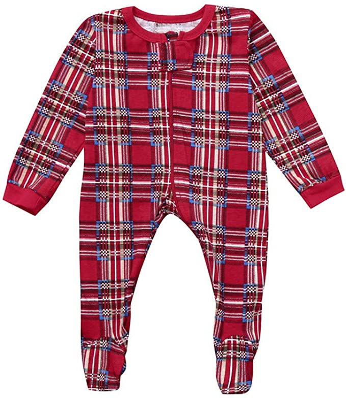 0-24 Months Baby Girls Outfit Set Romper Creepers Clothes Long Sleeve Cute Romper
