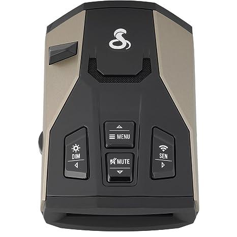Amazon.com: Cobra RAD 450 Radar and Laser Detector + Car Mat Bundle + 1 Year Extended Warranty: Cell Phones & Accessories